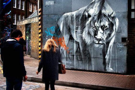 Arte urbano 54 - Maldito Insolente