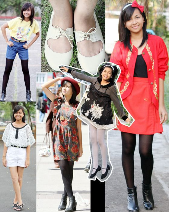 Pinoy Celebrity Style Filipino Teen Fashion Celebrity