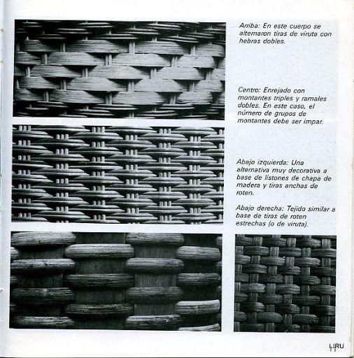 Vimini in carta di giornale (vimini cinese) (p. 27) | Imparare Crafts è…