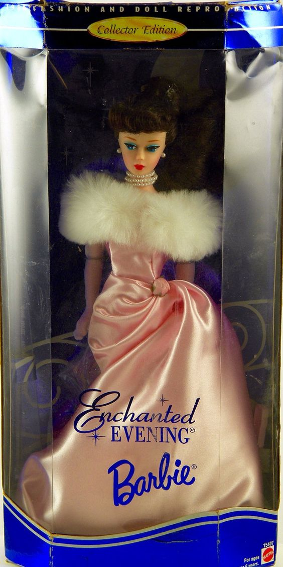 Amazon.com: Enchanted Evening® Barbie Doll: Brinquedos e jogos