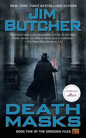 Death Masks (Dresden Files Series #5) [NOOK Book]  byJim Butcher