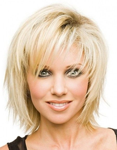 Tremendous Medium Haircuts Like You And Shag Hairstyles On Pinterest Short Hairstyles For Black Women Fulllsitofus