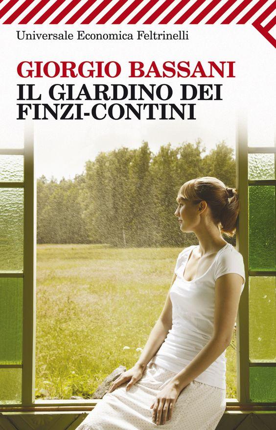"""Giorgio Bassani, """"Il giardino dei Finzi-Contini"""". Pochi romanzi italiani del Novecento sono entrati così profondamente nel cuore dei lettori come Il giardino dei Finzi-Contini, un libro che è riuscito a unire emozioni private e storia pubblica, fondendole in un meccanismo letterario perfetto e struggente."""