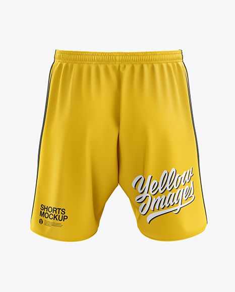 Download Men S Soccer Shorts Mockup Back View In Apparel Mockups On Yellow Images Object Mockups Soccer Shorts Sports Shorts Women Clothing Mockup