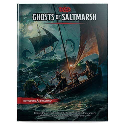 Pdf Download Dungeons Dragons Ghosts Of Saltmarsh Hardcover