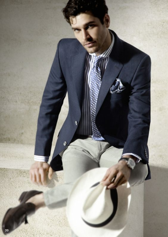 Suits | modelsuits: Brazilian Sergio Pankow for Milanese...