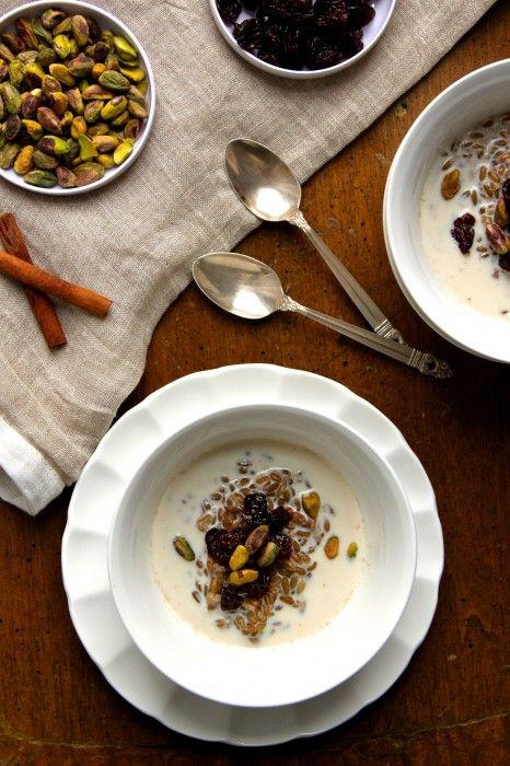 Freekeh Breakfast Bowl | TheCornerKitchenBlog.com