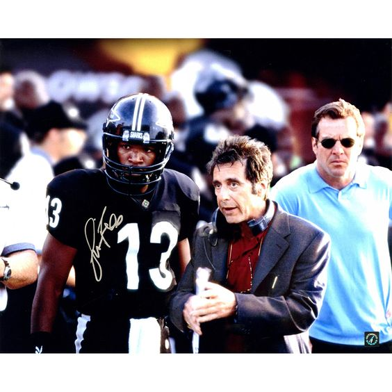 Jamie Foxx Signed Any Given Sunday 16x20 Photo (Authentic Signings Auth)