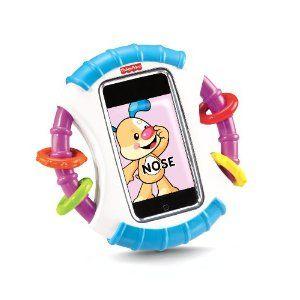 ein iPhone-Halter für unsere kleine Tochter, ein großartiges Geschenk meiner Kollegen :)