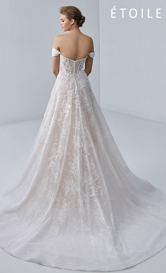 Pin By Sposabella Bridal Gowns Durban On 2021 Etoile In 2020 Wedding Dress Shopping Dresses Wedding Dresses