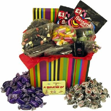 LARGE GIFT ASSORTMENT - LUSCIOUS LIQUORICE,assorted retro sweets gift gift boxes box assortment cardboard design liquorice composite Chewy   Soft  Gift Ideas  Liquorice   Aniseed  Chewy & Soft  Liquorice & Aniseed,retro sweets,retro sweetshops,liquorice sweets,toffees,toffee sweets,boiled sweets