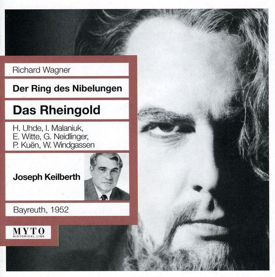 Josef & Uhde Keilberth - Das Rhein