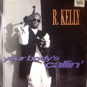 R. Kelly — Your Body's Callin' (studio acapella)
