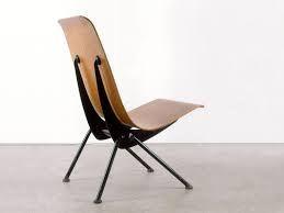 Jean Prouvé, fauteuil Antony, ©DR