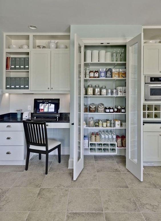 organisieren sie ihre speisekammer stuhl schreibtisch. Black Bedroom Furniture Sets. Home Design Ideas