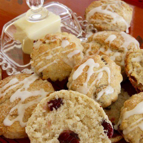 Cinnamon Sour Cream Biscuits All Recipes Sour Cream Biscuits Biscuit Recipe Cream Biscuits