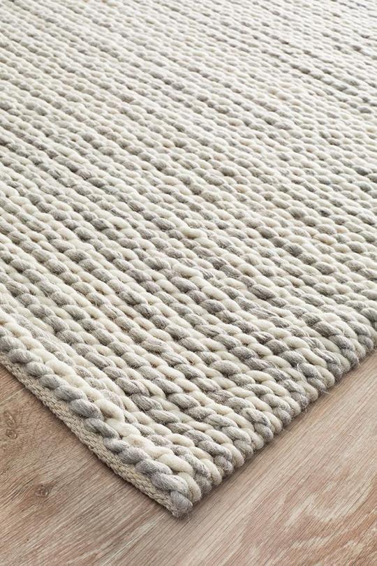Carina Braided Wool Rug Braided Wool Rug Woven Rug Rugs