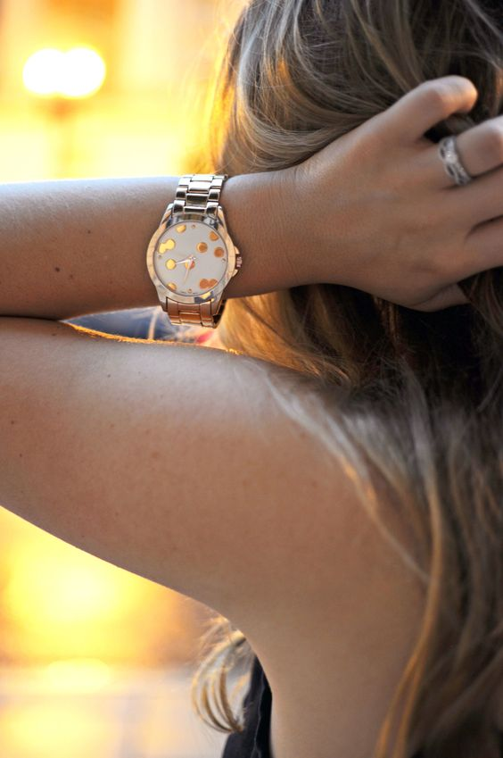 Affordable chic watch