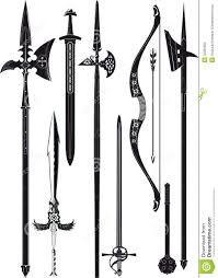 armas medievais espadas - Pesquisa Google
