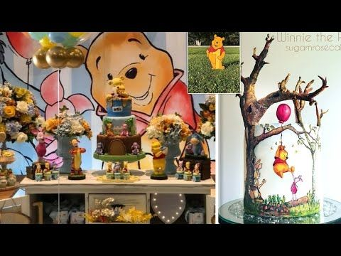 افكار مميزة لحفلات ويني الدبدوب جزء ١ Stunning Ideas For Winnie Parties Episode 1 Youtube Novelty Lamp Decor Home Decor