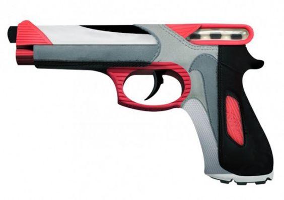 Guns of Nike Air - Beretta than Sex