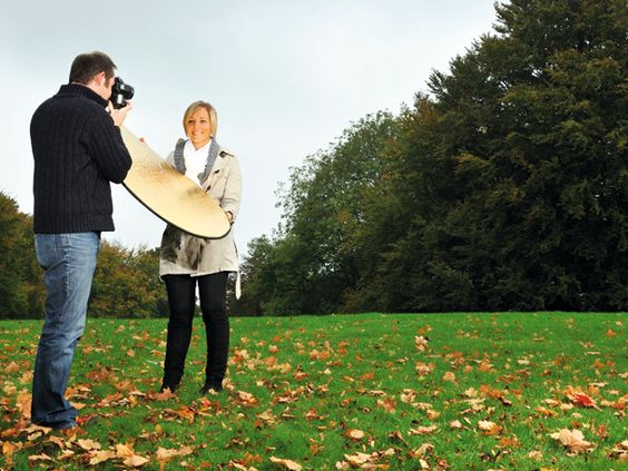 How to use a reflector to control natural light | Digital Camera World