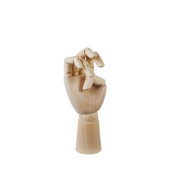 Wooden small Hand