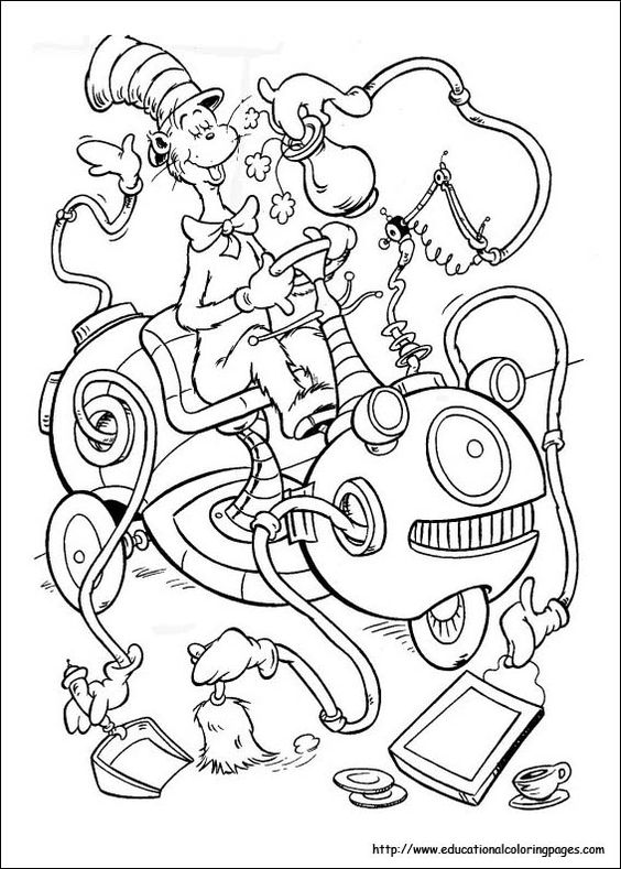 best 25 dr seuss coloring pages ideas on pinterest dr seuss images dr seuss hat and dr seuss collection