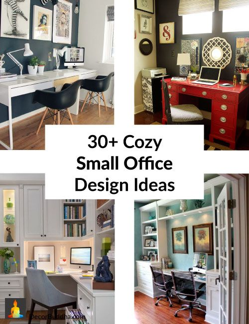 Small Home Office Design And Decorating Ideas How To Be