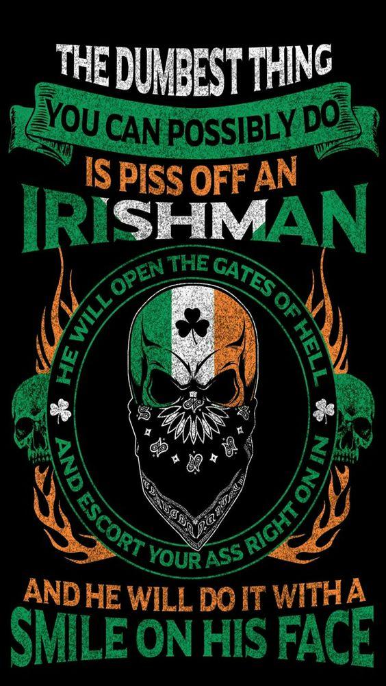 Irish escor