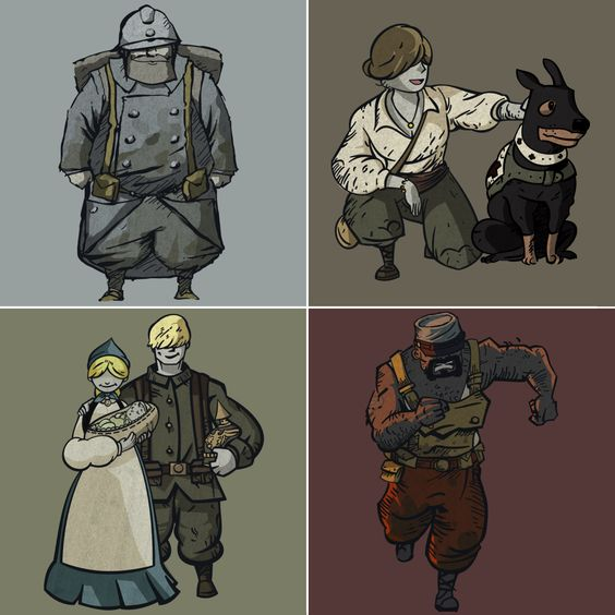 Valiant Hearts: A Collection