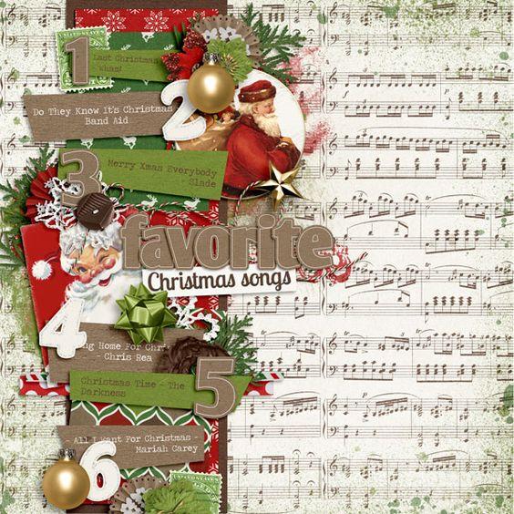 Christmas + journaling + list