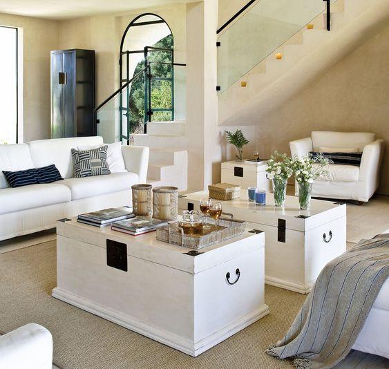 muebles que te ayudan en el saln elmueblecom salones