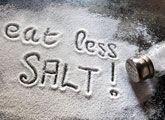 Healthy Habits - Go Low on Salt