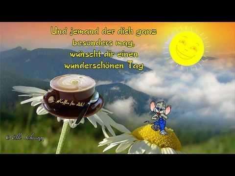 Guten Morgen Gruß Für Dich Good Morning Greeting For You