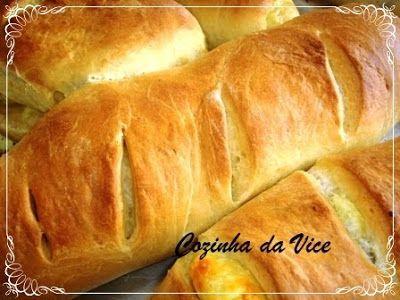 """Alquimia na Cozinha da Vice: Pão da """"Madame"""""""