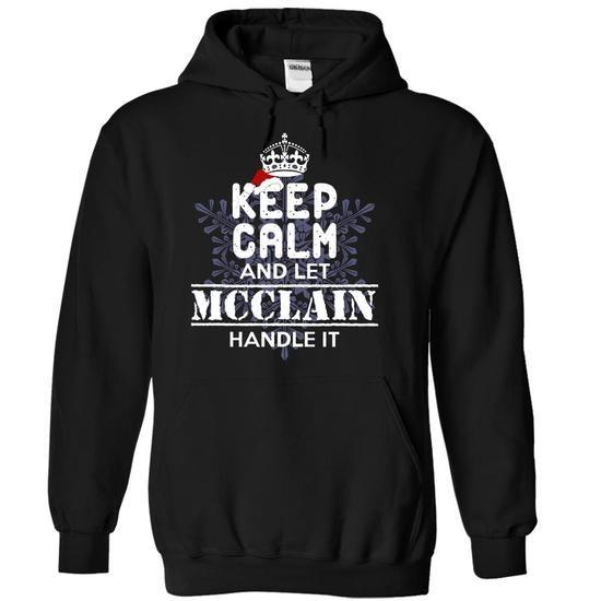 MCCLAIN-Special For Christmas - #tshirt pattern #boyfriend sweatshirt. BUY-TODAY => https://www.sunfrog.com/Names/MCCLAIN-Special-For-Christmas-ojuue-Black-5770634-Hoodie.html?68278