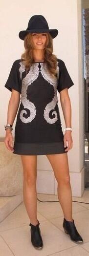 Stana Katic, the Fashionista