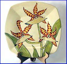 Resultado de imagem para pintura em porcelana