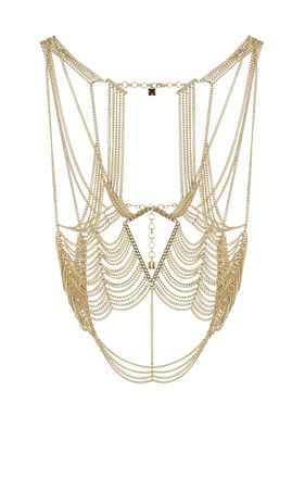 Cutout Body Chain