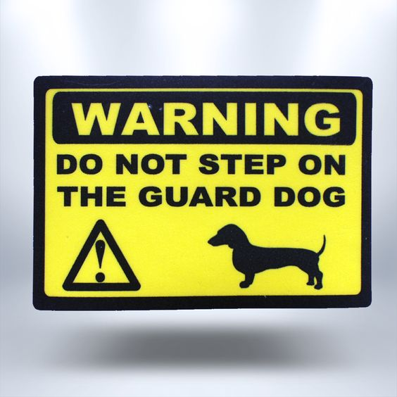 How do you make a dog a guard dog?