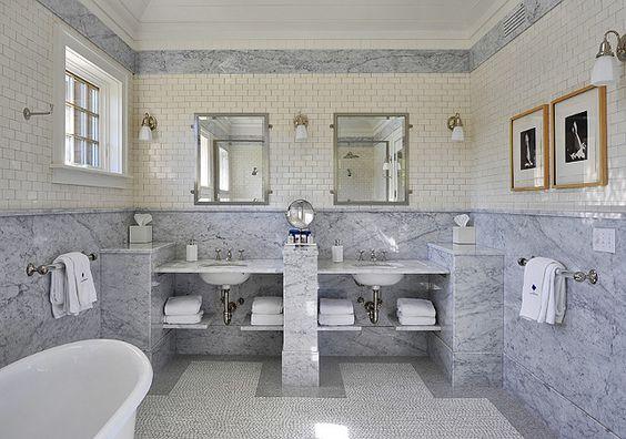 Amazing Modern Bathroom Design By Chicago General Contractor Foster Design