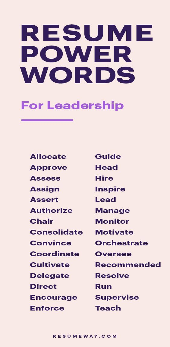 120 Resume Power Words That Will Get You Hired Resumeway In 2020 Resume Power Words Powerful Words Resume Skills List