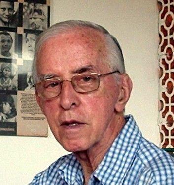 Dom pedro casaldáliga, bispo emérito de São Félix do Araguaia (MT), Brasil