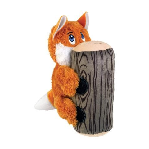 Kong Huggz Hiderz Fox These Irresistible Woodland Critters Won T Be Hiding For Long Once Your Pup Discovers The Big S Plush Dog Toys Plush Dog Small Dog Toys