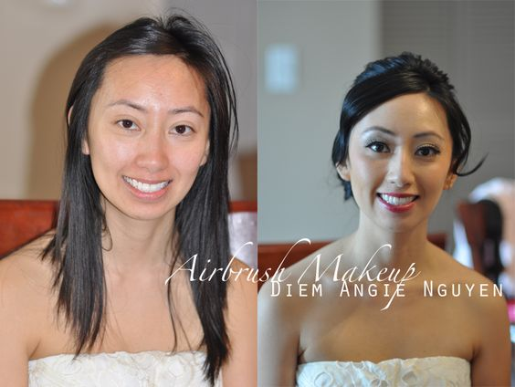 Airbrush Vs Traditional Wedding Makeup : Pinterest The worlds catalog of ideas