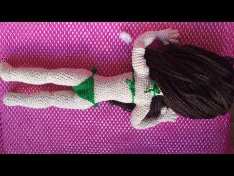 Örgü Oyuncak Hilal Bebek Tarifi, Amigurumi tarifler | 360x480