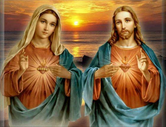 Sagrado Corazon de Maria y de Jesus:
