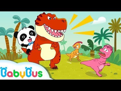 Tiranosaurio Rex Soy Canción Infantil Canción De Dinosaurios Para Niños T Rex Babybus Youtu Canciones De Niños Tiranosaurio Rex Dibujo Tiranosaurio