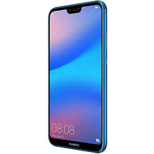 Huawei P20 Lite Ane Lx3 32gb 4gb Dual Sim Lte Factory Unlocked Smartphone Klein Blue Cell Phones Access Samsung Galaxy Phone Samsung Galaxy Galaxy Phone